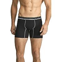 Bonds Men's Underwear Active Max Mid Length Trunk