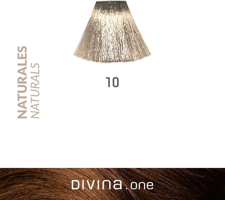 Eva Professional Hair Care Tinte Profesional Divina N.10 60 ...