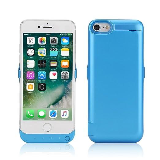44 opinioni per Mbuynow iPhone 7 Cover Batteria da 10000mAh Power Bank Batteria Maggiorata