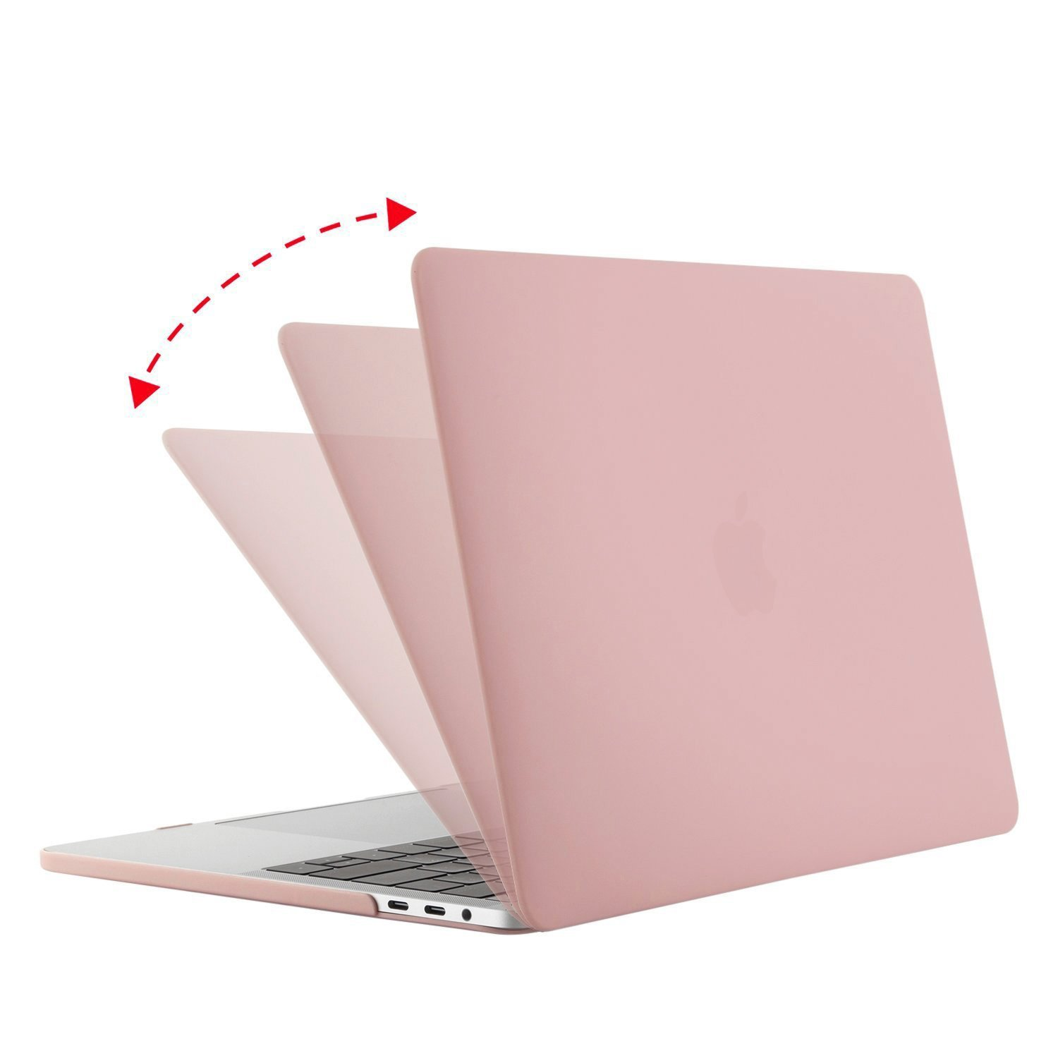 MOSISO MacBook Pro 13 inch Case 2019 2018 2017 2016 Release A2159 A1989 A1706 A1708, Plastic Hard Case&Keyboard Cover&Screen Protector Compatible with ...