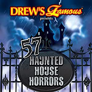 the hit crew drew 39 s famous 57 haunted house horrors cd. Black Bedroom Furniture Sets. Home Design Ideas