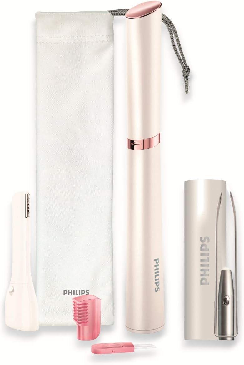 Philips Touch-Up Pen Bolígrafo recortador Depiladora Depiladora ...