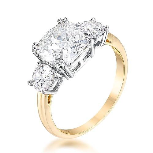 Kate Bissett Meghan S Royal Wedding Engagement Ring Genuine 18k