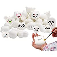 WATINC Random 30 Pcs DIY Squishy Cream Scented Kawaii Simulation Lovely Toy Medium...