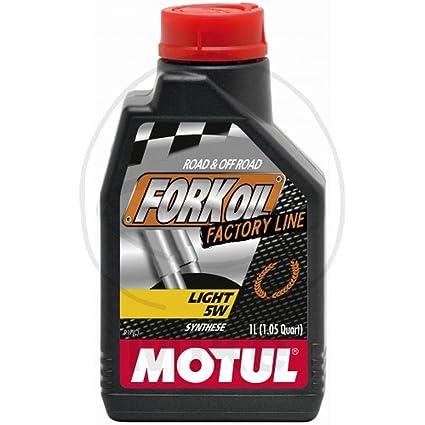 MOTUL - 105924 : Aceite de suspension FORK OIL FACTORY LINE ...