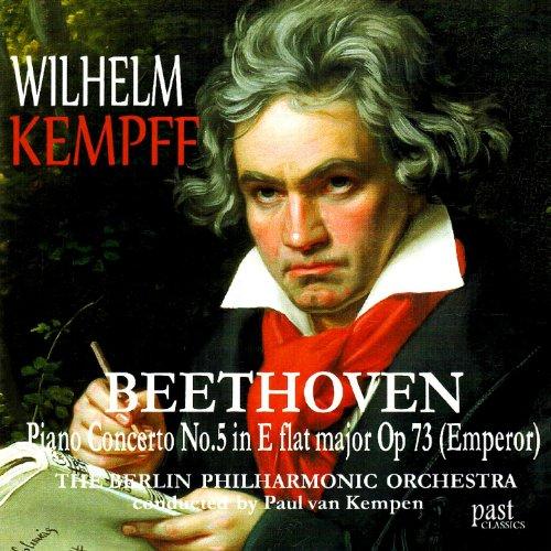 """Beethoven: Piano Concerto No. 5 in E Flat Major, Op. 73, """"Emperor"""""""