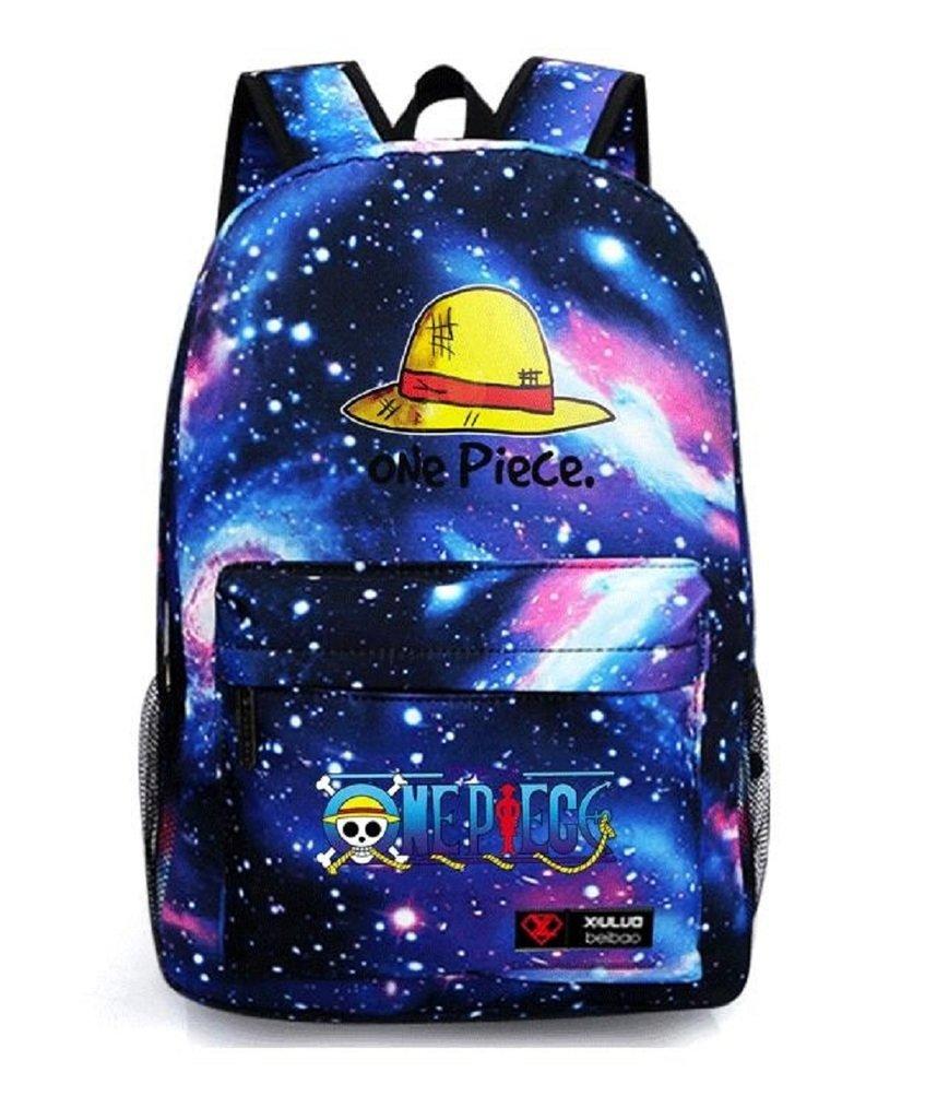 4fa3d6f93b1e 50%OFF Siawasey Anime One Piece Cosplay Laptop Bag Bookbag Backpack ...