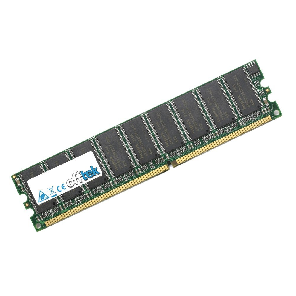 1GB RAM Memory for HP-Compaq Evo Workstation W4000 (DDR) (PC2100 - ECC) -  Workstation Memory Upgrade at Amazon.com