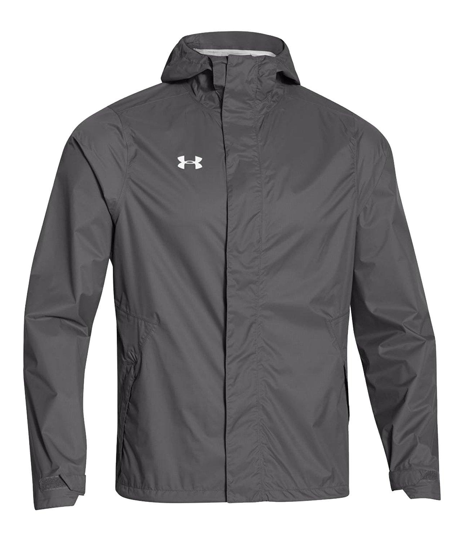 Under Armour Men's Ace Rain Jacket (X-Large, Graphite)