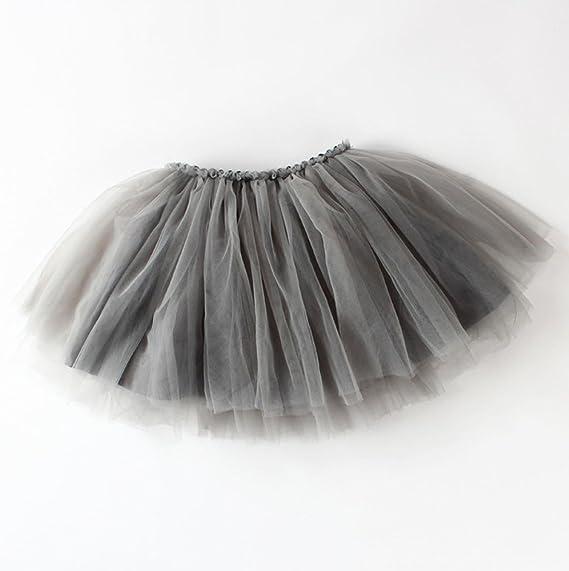 Falda de Tul para niña de Saingace, Falda de Tul, Falda Plisada ...