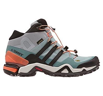 Outdoor Schuhe Damen Adidas Terrex Fast R Mid GTX Frauen