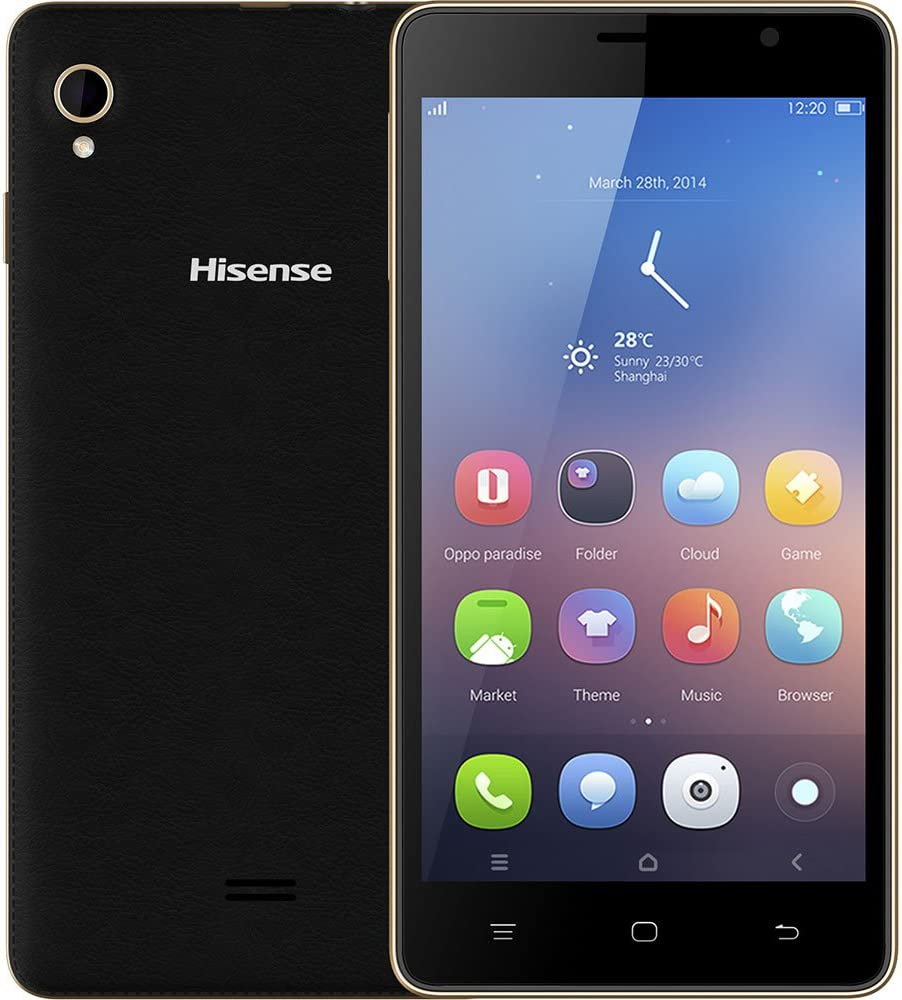 Hisense U972 PRO - Smartphone libre de 5