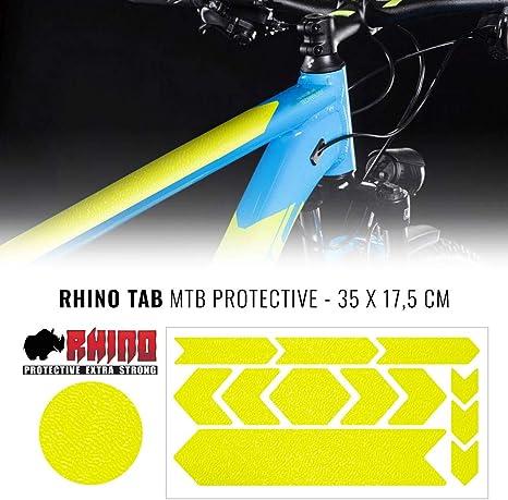 Quattroerre - Kit Adhesivo de protección para Cuadro de Bicicleta ...