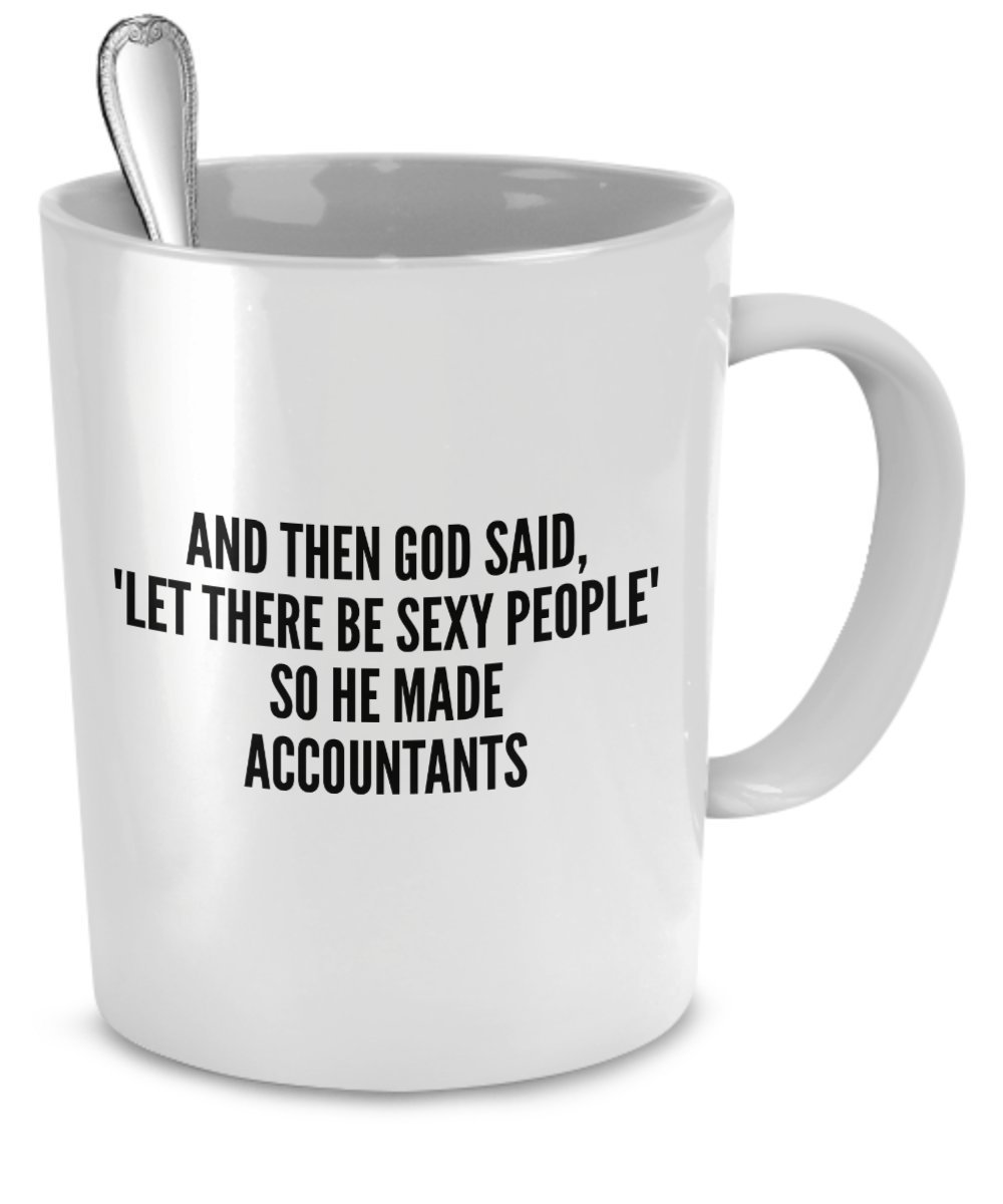Casually, not accounting sexy accountant opinion you