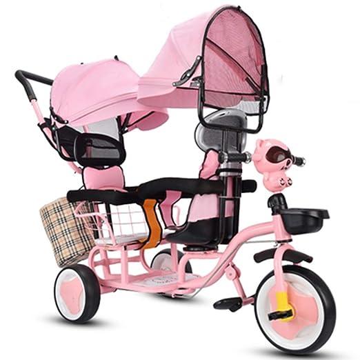 YUMEIGE triciclos Triciclo de niños Rueda de Espuma ...