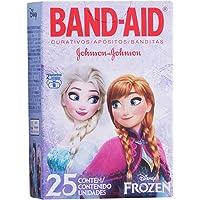 Curativos Adesivos Frozen, Band-Aid, 25 Unidades