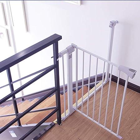 Puertas para mascotas extra altas y anchas para puertas Escalera Patio de juego Protector de pared
