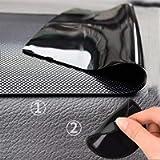 Car Dash Mat Anti Slip Dashboard Mat Non-Slip Pad Car Dashboard Sticky Pad Car Interior Adhesive Car Accessories (Black…
