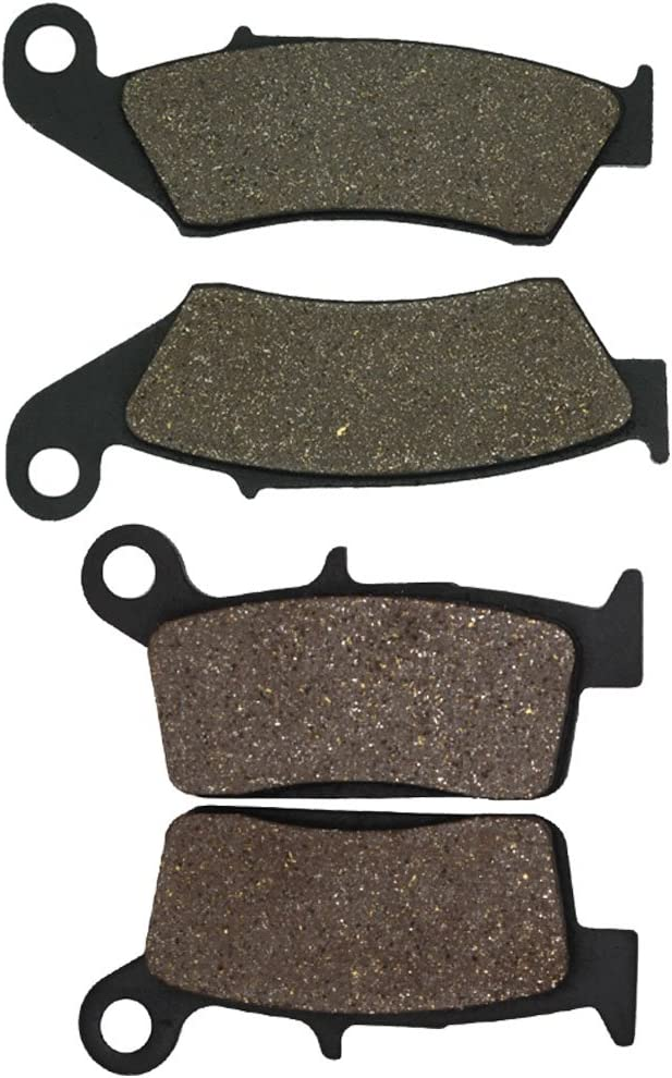 Cyleto anteriore e freni posteriori per Kawasaki KX125/KX 125/1995/1996/1997/1998/1999/2000/2001/2002/2003/2004/2005