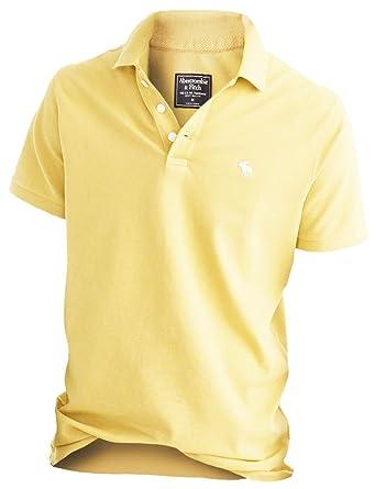 sale Gute Preise Shop für neueste Abercrombie Herren Stretch Icon Polo Poloshirt Polohemd ...
