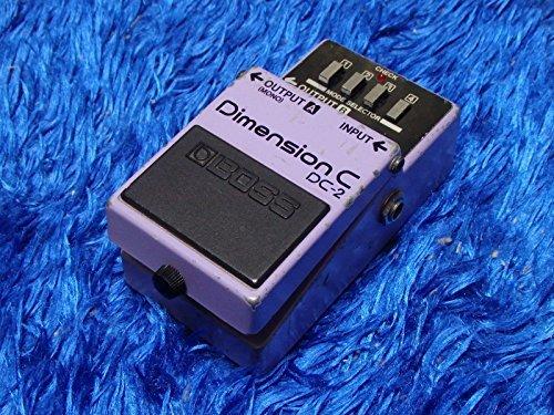 Boss Roland DC-2 Dimension C Chorus Vintage Guitar Pedal