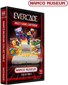 Evercade Namco Cartridge 2 (Electronic Games)