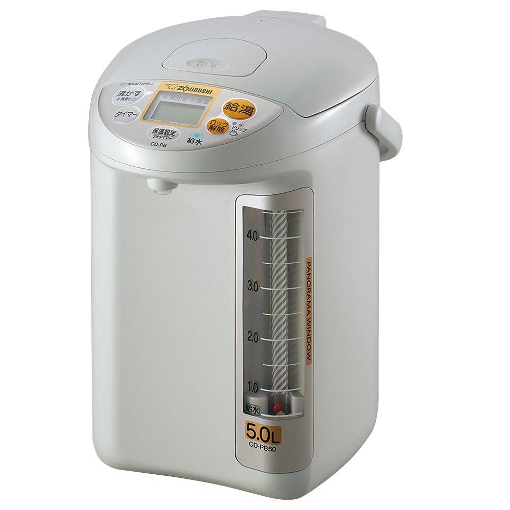 ZOJIRUSHI マイコン沸とう電動ポット CD-PB50