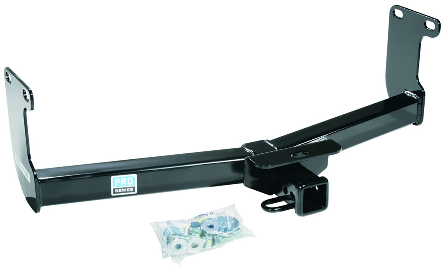 "Amazon.com: Reese Towpower 51138 Class III Custom-Fit Hitch with 2"" Square  Receiver opening: Automotive"