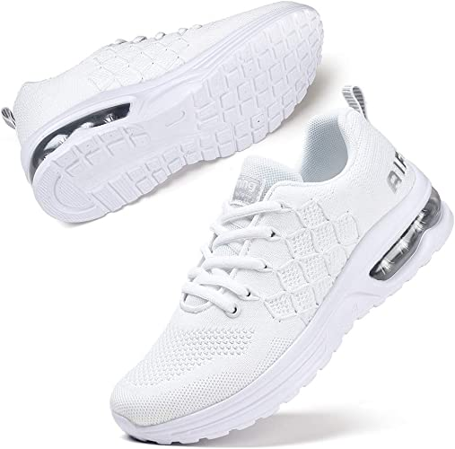 STQ Running Shoes Ladies Trainers