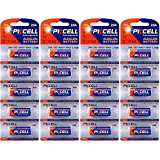 20 Pcs 12V 23A A23 23AE MN21 VR22 L1028 Alkaline Battery