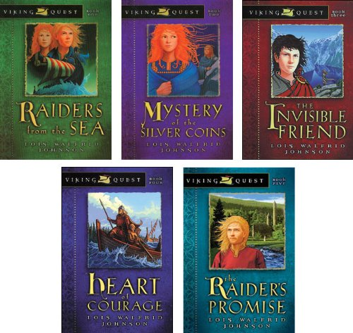 Viking Quest Series Set of 5