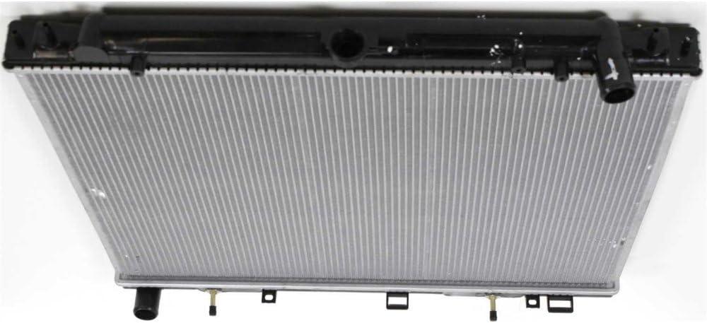 evan-fischer eva27672032101 Radiador para Nissan Frontier/Xterra ...