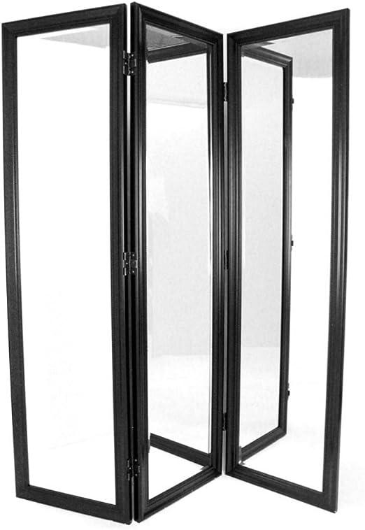 Wayborn tamaño completo 3-panel vestidor separador Protector de: Amazon.es: Electrónica