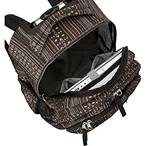 JanSport Driver 8 Wheeled Rolling Backpack (Crystal Light)