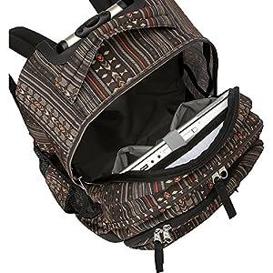 JanSport Driver 8 Wheeled Rolling Backpack (Crystal Light)