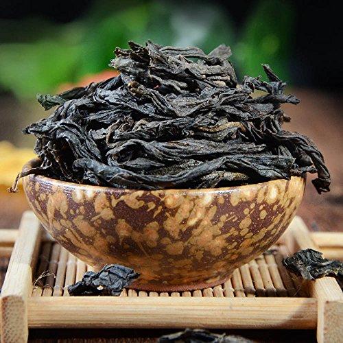 500g (17.6Oz) 2018 New Organic Imperial Fujian Wuyi Mountain Rock Tea Dahongpao Fruity Cinnamon Chinese Oolong Tea -