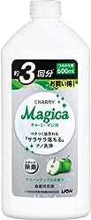 チャーミーマジカ 食器用洗剤 グリーンアップルの香り 詰め替え 600ml