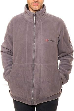 disponible en 5 colores modelo Torleon Chaqueta polar totalmente con cremallera para hombre S-XXXL Geographical Norway