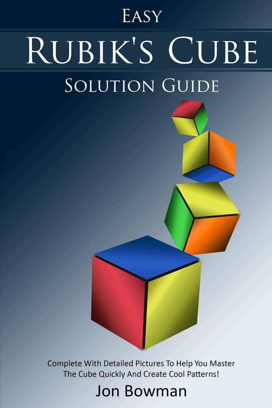Easy Rubiks Cube Solution Guide product image