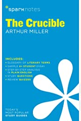 The Crucible SparkNotes Literature Guide Paperback