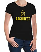 buXsbaum® Girlie T-Shirt Architect