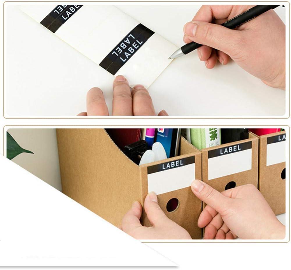 DEDC 5 pz Portariviste da 5 Scomparti Scatola da Scrivania Impermeabile per Documenti Carta A4 Organizzatore per Dormitorio Scolastico Ufficio Archiviazione di File Domestici Cachi