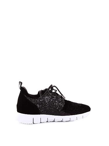 Pepe Schwarz Sneakers Glitzer Damen Patrizia 2V7549A4N5K274 Ygy6Ib7vf