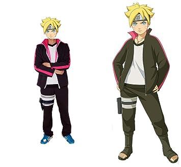 Boruto-Naruto The Movie Cosplay Uzumaki Boruto traje a ...
