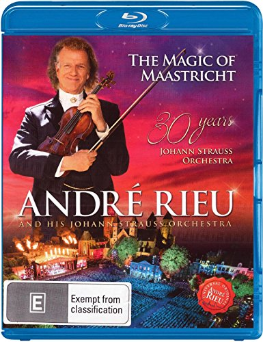 - The Magic of Maastricht [Blu-ray]