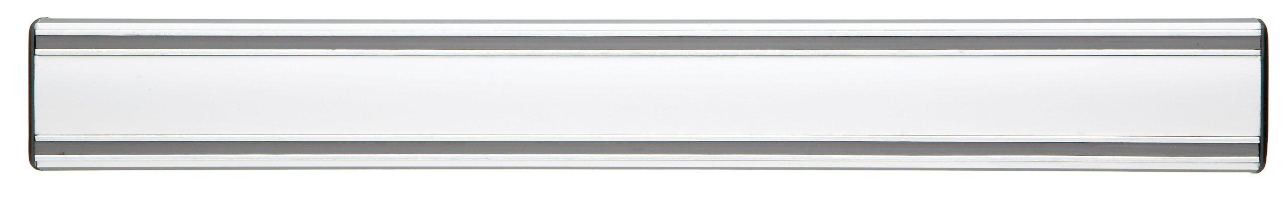 Bisbell 50 cm Classic Bisichef Professional Magnetic Knife Rack, Matt Silver