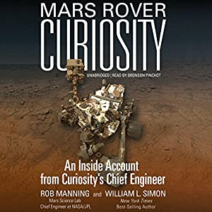 Mars Rover Curiosity Audiobook