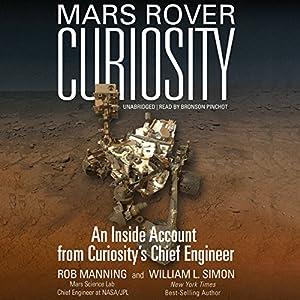 Mars Rover Curiosity Hörbuch