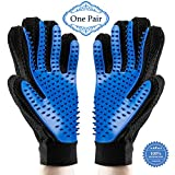 Pet Grooming Gloves Tools for Dog\Cat\Horse - Gent...