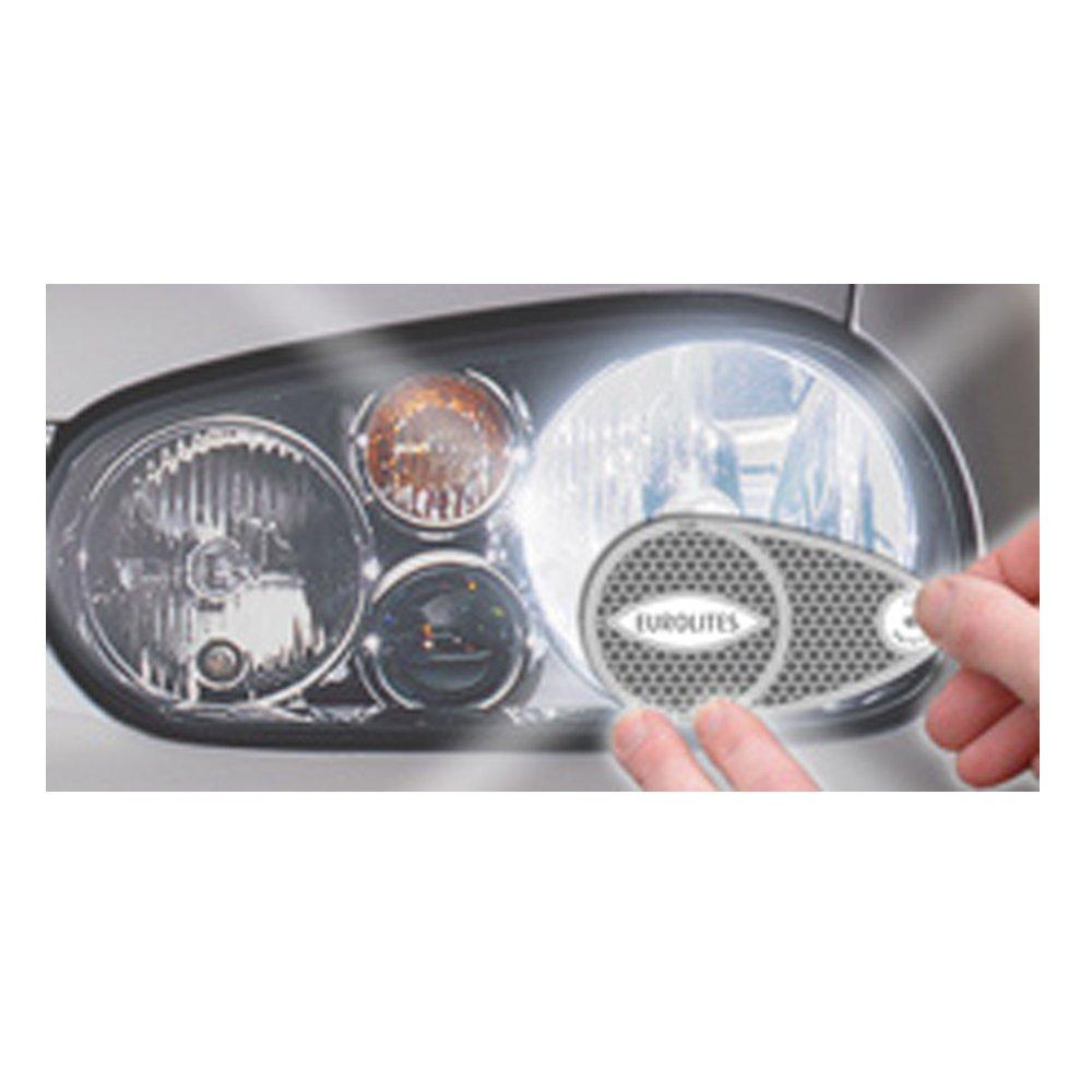 Gb White Sticker Headlight Beam Converters Deflectors Amazon Co
